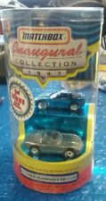 MATCHBOX  INAUGURAL COLLECTION 1997 '68 MUSTANG COBRA JET 2 CAR PACK