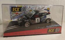 qq 60620 SCX FORD FOCUS WRC R LIBAN #1 BEN SULAYEM SNOW EFFECT export version