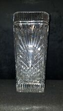 Waterford Crystal Vivaldi Four Seasons  Vase signed by Jim O'Leary in 1996
