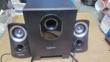 Logitech Z313 3 Piece 2.1 Channel Multimedia Computer Speaker System