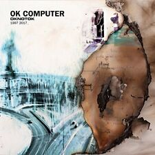 RADIOHEAD -OK COMPUTER OKNOTOK 1997-2017 LIMITED EDIT-BOXSET  VINYL LP+MP3 NEW!