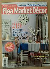 Flea Market Decor Vintage Decorating Insider Secrets Sep/Oct 2014 FREE SHIPPING