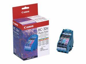 Genuine Canon BC-32e Ink Cartridge (BC-32E) for BJC-6000 6100 6200 6500 BLISTER