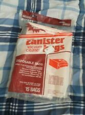 7 Pack Sears Kenmore Canister Vacuum Cleaner Bags 205055 20-5055