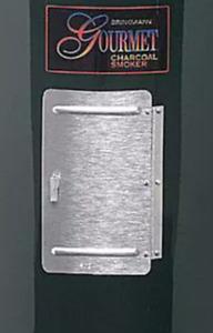 Brinkmann Replacement Upright Vertical Smoker Aluminum Door Assembly 450-7092-0