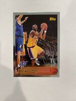 1996-97 Topps Kobe Bryant Rookie RC Card NBA 50th Anniversary Foil