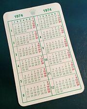 1974 VINTAGE ROLEX calendario 1680 6265 1655 5500 1675 6263 5513 1016 1665 OEM