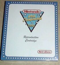 Dernier Nintendo world championships 1990 repro official limite neuf