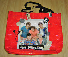 ORIGINAL ONE DIRECTION 1D TOTE BAG - NEW WITH TAG