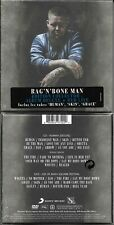 COFFRET CD 19 TITRES + DVD RAG'B' BONE MAN HUMAN EDIT. COLLECTOR FRENCH STICKER