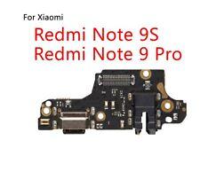 PCB DOCK USB CONNETTORE + MICROFONO CARICA per XIAOMI Redmi Note 9S / Note 9 Pro