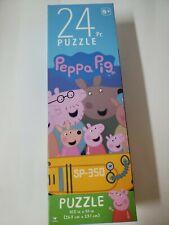 Peppa pig  Mini Puzzle Pig Underwater Treasure Hunt 24 pc.
