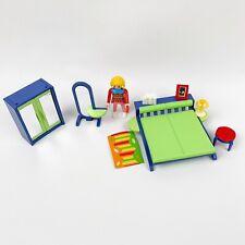 Playmobil Modern House Adult Bedroom Set 3967 Complete