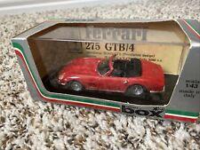 Model box Ref. 8416 Ferrari 275 GTB4 1/43