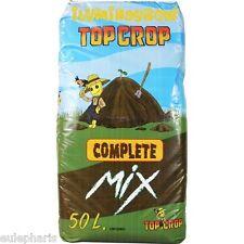 COMPLETE MIX Sustrato TOP CROP Tierra:Turba+Coco+Neem+Humus+Perlita+Microvita