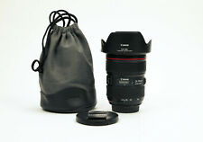 Canon EF 24-70mm f/2.8 L II USM Lens USA Model!