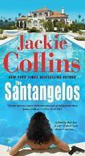 Lucky Santangelo: The Santangelos by Jackie Collins (2016, Paperback)