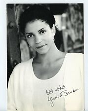 5 X 7 Photo Movie Star Actress Gloria Rueben Faux Signature