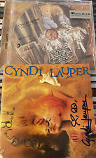 Cyndi Lauper Signed Autographed Cd True Colors