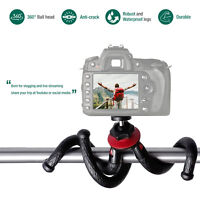 """11"""" Octopus Camera Tripod Flexible and Sturdy Travel Tripod for Photography"""