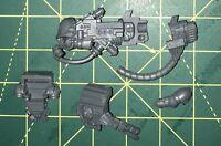Space Marine Devastator Squad Plasma Cannon Warhammer 40k Bitz
