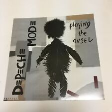 "Depeche Mode ""playing the angel�.2-sided promo poster flat"