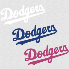 LA Dodgers Decal Stickers