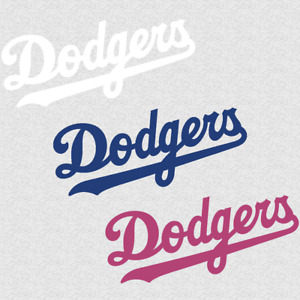 Los Angeles  Dodgers Decal Stickers