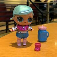 GLAM GLITTER BRR BABY Doll BRRR BABY Big Sis Doll
