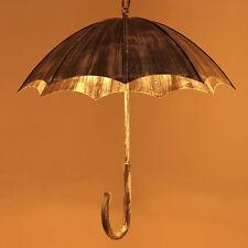 Retro led Umbrella Iron Ceiling Lamp Fixtures Light Chandelier Vintage Pendant