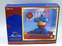 DISNEY Aladdin Genie Egg Magic Cup Coquetier by PALADONE neuf