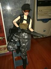 1/6 Resident Evil Jill Valentine Army Outfit figure