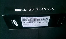 Samsung UE46F6320AW 3D Glasses. BN96-25614A. TWO PAIR GLASSES