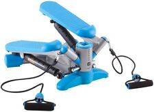 Twister Stepper 4-Function Display - Full Body Workout - Blue