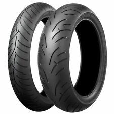 Honda Nc750 Bridgestone Battle-axe BT023 Sports Touring Tyres Pair Deal