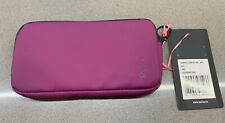 Rapha Rainproof Essential Case Large Mauve Dark Red Brand New With Tag