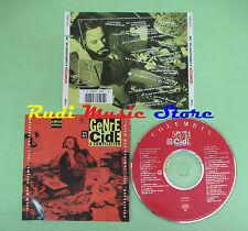 CD GENRECIDE VOL ONE compilation 1993 SUEDE BRENDA KAHN FIREHORSE (C29) no mc lp