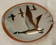 Vintage Stangl Pottery Canada Goose Ashtray #3026G Pre-owned