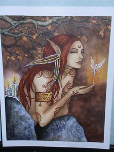 Amy Brown - Autumn Magic - OUT OF PRINT