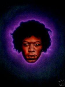 """Cosmic Hendrix"" Original Painting by Joe Tucciarone"
