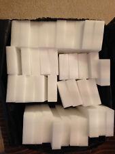 200 Pack White Cleaning Magic Sponge Eraser Melamine Multi-functional Foam