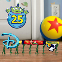 Disney Store Toy Story Pixar 25th Anniversary Key Limited Edition