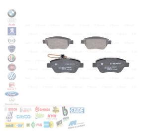 PASTIGLIE FRENO ANTERIORI FIAT 500 GRANDE PUNTO STILO ALFA ROMEO MITO 1.4 1.3