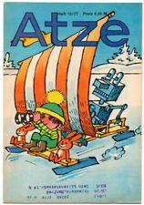 DDR ATZE Heft 12/1977 FDJ Verlag Junge Welt Fix und Fax *AZ69