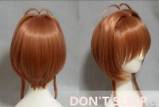 Japan CARDCAPTOR SAKURA Wig Cos prop Wig Sculpt d45
