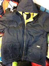 Nike Abrigo de Invierno en Azul Grande Tamaño 40/42 NCH bnwllong longitud