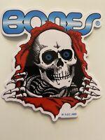 ENTITY STICKER PACK ALIEN WORKSHOP ALIEN STICKER  Bones Brigade LA BONES 6 Lot