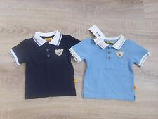 /%/%/%/% STEIFF Newborn Little Pirat Shirt 1//4 Arm blau Gr.62 NEU  /%/%/%/%