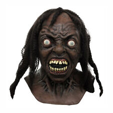 World War Z Lab Worker / Paramedic Deluxe Adult Full Overhead Latex Mask 10304
