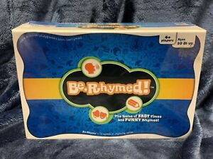 Be-Rhymed by Discovery Bay Games Brand NEW Sealed